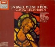 BACH - Leonhardt - Messe en si mineur, pour solistes, choeur et orchestre
