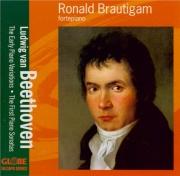 BEETHOVEN - Brautigam - Treize variations pour piano sur un air de Ditte