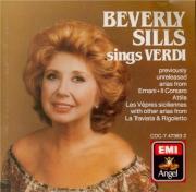 VERDI - Sills - Airs d'opéras