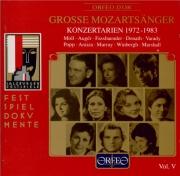 Konzertarien 1972-1983