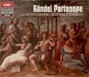 HAENDEL - Kuijken - Partenope, opéra en 3 actes HWV.27