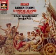 ROUSSEL - Prêtre - Bacchus et Ariane op.43