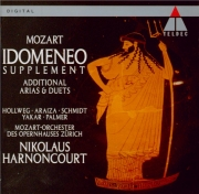Supplement - Additional Arias & Duets