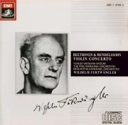 BEETHOVEN - Menuhin - Concerto pour violon en ré majeur op.61 Import Japon
