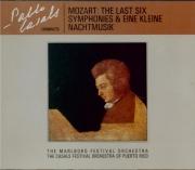 MOZART - Casals - Symphonie n°35 en ré majeur K.385 'Haffner' import Japon