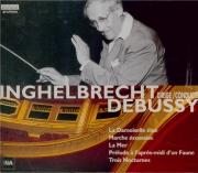 DEBUSSY - Inghelbrecht - La damoiselle élue, poème lyrique pour solistes