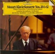 MOZART - Serkin - Concerto pour piano et orchestre n°20 en ré mineur K.4