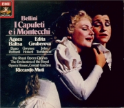 BELLINI - Muti - I Capuleti e i Montecchi (Les Capulets et les Montaigus
