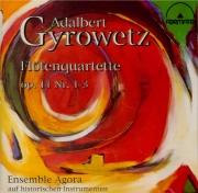 GYROWETZ - Ensemble Agora - Quatuor avec flûte n°1 op.11 n°1