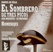 FALLA - Garcia-Navarro - Tricorne (Le) (El sombrero de tres picos)