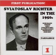Sviatoslav Richter in the 1950s vol.1
