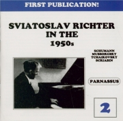 Sviatoslav Richter in the 1950s vol.2