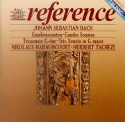 BACH - Tachezi - Sonate pour viole de gambe et clavier n°1 en sol majeur