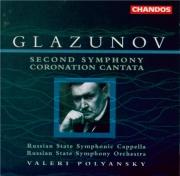 GLAZUNOV - Polyanskii - Symphonie n°2 op.16