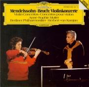 MENDELSSOHN-BARTHOLDY - Mutter - Concerto pour violon et orchestre en mi
