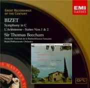 BIZET - Beecham - Symphonie pour orchestre en ut majeur (1855) WD.33
