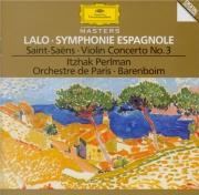 LALO - Perlman - Symphonie espagnole op.21