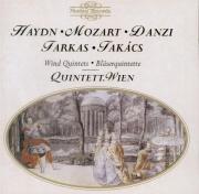MOZART - Quintett Wien - Divertimento pour instruments à vent n°8