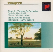 Music for Trumpet & Orchestra