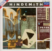 HINDEMITH - Hurford - Sonate pour orgue n°1 (1937)