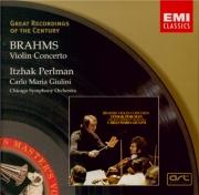 BRAHMS - Perlman - Concerto pour violon et orchestre en ré majeur op.77
