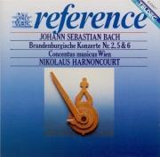 BACH - Harnoncourt - Concerto brandebourgeois n°6 pour orchestre en si b