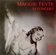 Maggie Teyte en concert