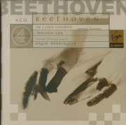 BEETHOVEN - Tan - Fantaisie chorale, pour piano, chœur et orchestre op.8