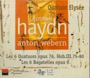 HAYDN - Quatuor Elysée - Quatuor à cordes n°76 en ré mineur op.76 n°2 Ho
