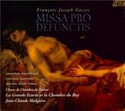 GOSSEC - Malgoire - Missa pro defunctis