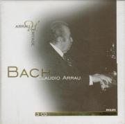 BACH - Arrau - Partita pour clavier n°2 en do mineur BWV.826