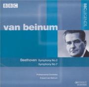 BEETHOVEN - Van Beinum - Symphonie n°2 op.36