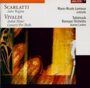 VIVALDI - Lamon - Sinfonia pour cordes et b.c. en sol majeur RV.149