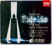 BEETHOVEN - Rattle - Fidelio, opéra op.72