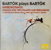 BARTOK - Bartok - Mikrokosmos Sz.107 BB.105 : extraits