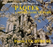 Pâques à Notre-Dame de Paris