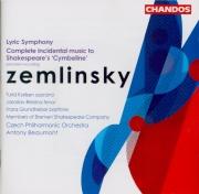 ZEMLINSKY - Beaumont - Symphonie lyrique op.18