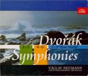 DVORAK - Neumann - Symphonie n°8 en sol majeur op.88 B.163
