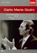 MOUSSORGSKY - Giulini - Tableaux d'une exposition, pour piano