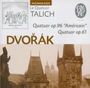 DVORAK - Talich Quartet - Quatuor à cordes n°12 en fa majeur op.96 B.179