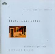 VIVALDI - Goebel - Concerto pour flûte à bec, deux violons et b.c. en la
