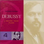 DEBUSSY - Février - Oeuvres pour piano (Intégrale)