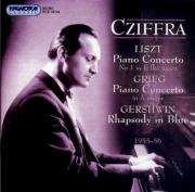LISZT - Cziffra - Concerto pour piano et orchestre n°1 en mi bémol majeu