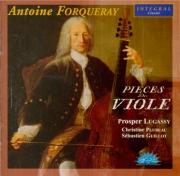 FORQUERAY - Lugassy - Suite pour violes et b.c. n°5 en do mineur