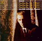 BACH - Gould - Partita pour clavier n°4 en ré majeur BWV.828