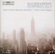 RACHMANINOV - Hughes - Symphonie n°3 en la mineur op.44