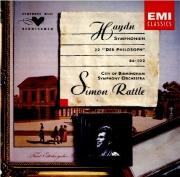 HAYDN - Rattle - Symphonie n°22 en mi bémol majeur Hob.I:22 'Der Philoso