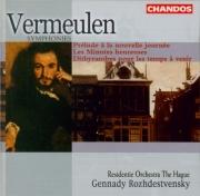 VERMEULEN - Rozhdestvensky - Symphonie n°2 'Prélude à la nouvelle journé