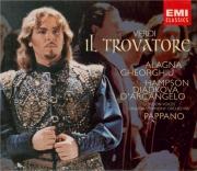 VERDI - Pappano - Il trovatore, opéra en quatre actes (version originale