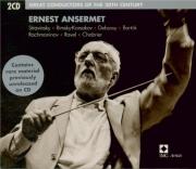 STRAVINSKY - Ansermet - Le chant du rossignol, poème symphonique pour or